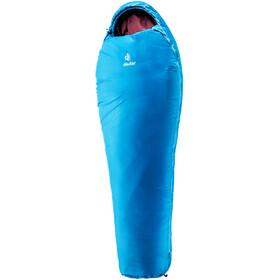 Deuter Orbit 0° SL Sacos de dormir Mujer, bay-aubergine